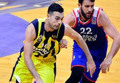 Fenerbahçede Sloukas'a destek