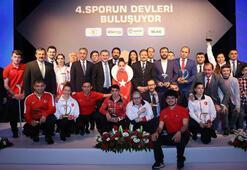 Sporun Devleri Buluşuyor Ödül Töreni