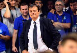 Ergin Ataman: Şampiyon olursak biraz rahatlarım