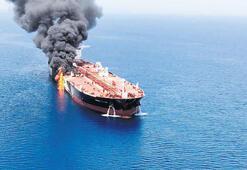 Körfez'de yine tanker gerilimi