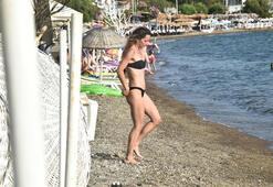 Halk plajında