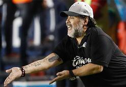 Maradona, Doradostan ayrıldı