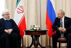 Putin: Suriyede yapılanlar Rusya, İran ve Türkiyenin başarısıdır