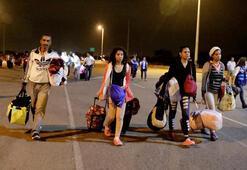 5 bin 400 Venezuelalı Peruya kaçtı