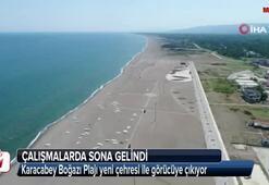 Karacabey Boğazı Plajı yeni çehresi ile görücüye çıkıyor