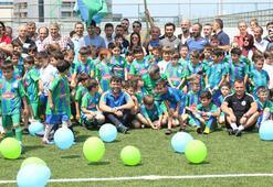 Çaykur Rizespordan Anne-Baba Haydi Futbola projesi