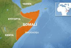 Kenya-Somali sınırında patlama