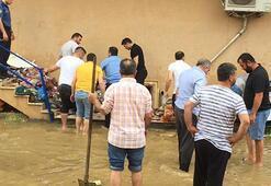 Son dakika: Kocaelide sel felaketi 1 kişi hayatını kaybetti