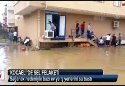 Kocaelide sel felaketi 1 kişi hayatını kaybetti