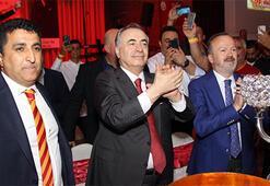 Mustafa Cengiz: İnşallah G.Saray her zaman en tepede olacak