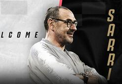 Juventus, Maurizio Sarriyi resmen açıkladı