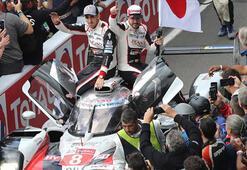 Le Mans 24 Saat Yarışının galibi Toyota