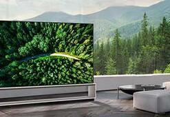 LG dünyanın ilk 8K OLED TVsini satışa sundu
