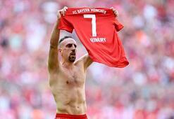 Franck Ribery geri dönüyor Haber gönderdi...