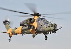 Atak helikopteri Paris Havacılık Fuarında uçuş gösterisi yaptı