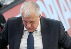 Zeljko Obradovic: İki aydır uzun oyuncumuz yok