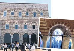 Tekfur Sarayı açıldı