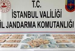 İstanbulda para operasyonu Hedeflerinde onlar vardı
