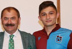 Trabzonsporun transfer başarısı Salih Kavrazlı...
