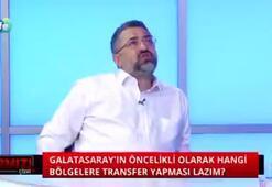 Serdar Ali Çelikler: Galatasaray çok iyi bir 9 numara alacakmış