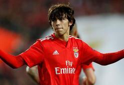 Atletico Madridden Joao Felixe 120 milyon euro