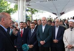 Cumhurbaşkanı Erdoğandan Mursi açıklaması: Normal bir ölüm olduğuna inancım yok