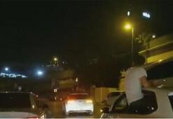 İstanbulun göbeğinde maganda dehşeti