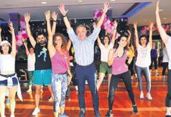 Mövenpick İzmir yaza fit başladı