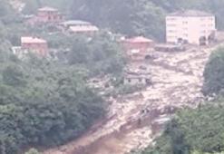 Sel felaketi: 3 ölü, 7 kayıp