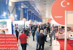 Türk heyeti Irak'a gidiyor