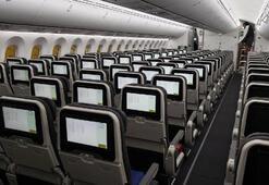 THYnin ilk rüya uçağının kabin içi görüntüleri yayınlandı