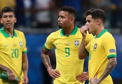 Brezilyaya Venezuela çelmesi: 0-0