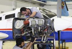 Uçak motoru revizyon hizmeti artık THKde veriliyor