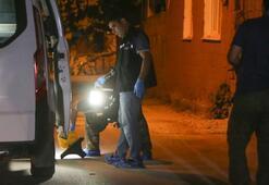Önce iki kişiyi ardından da polisi bıçakladı