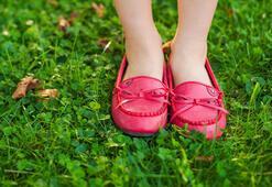 Babet ayakkabılara dikkat