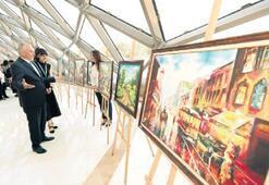 Denizli'de sanatın kalbi merkezde attı