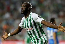 Sivassporda iki golcüden biri Yatabare