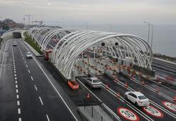 Avrasya Tünelinin ilk 6 ayda geliri yaklaşık 300 milyon TL