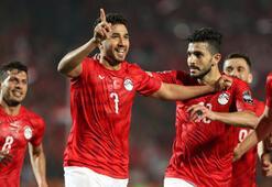 Afrika Uluslar Kupasında Mısırı Trezeguet sırtladı