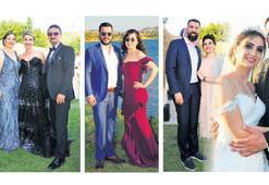 Arkadaşlıkları düğünle taçlandı