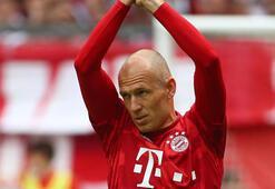 Arjen Robben transferi çıkmaza girdi