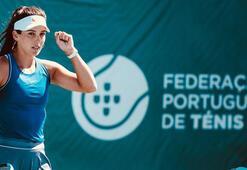 İpek Soylu Portekiz'de finalde