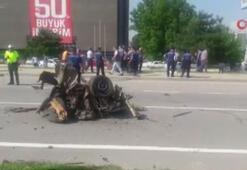 Bursada facia İkiye bölündü, 2 kişi öldü