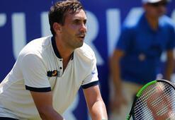 Antalya Openda ilk gün tamamlandı