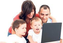 Çocuklar için güvenli internet