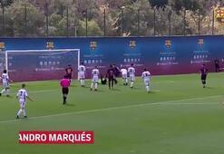 La Masiada sezonun en güzel golleri belli oldu