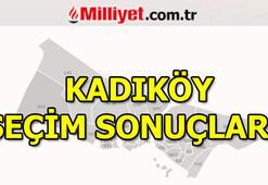 23 Haziran Kadıköy seçim sonuçları ve oy oranları (İstanbul Yerel Seçimleri)