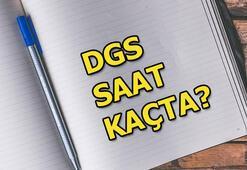 30 Haziran DGS saat kaçta başlayacak 2019 DGS giriş yeri sorgulama