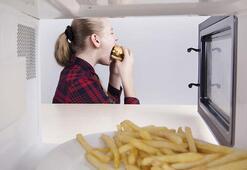 Stresliyken neden kilo alırız