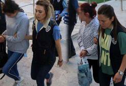 Polis 3 ay takip etti Yurt içi ve yurt dışı bağlantılı...